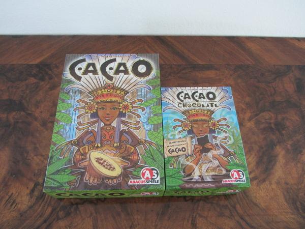 Cacao und Chocolatl