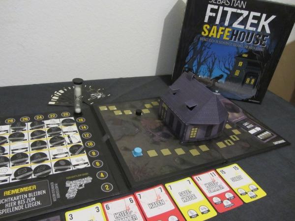 Spiel Safe House